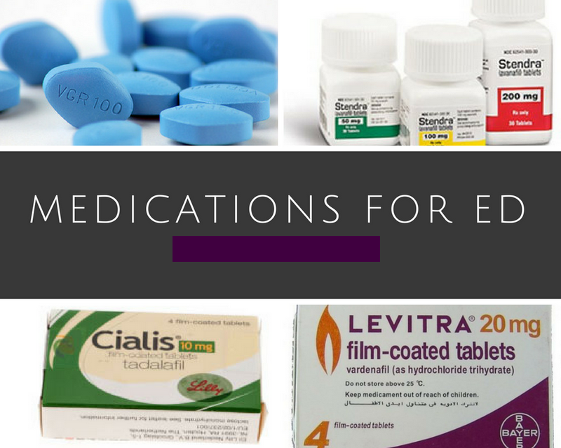 Medications-for-ED